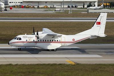 "94-073 CASA 235-100M ""Turkish Air Force"" c/n C073 Istanbul - Ataturk/LTBA/IST 09-10-18"