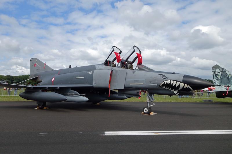 "73-1020 McDonnell-Douglas F-4E 2020 Terminator ""Turkish Air Force"" c/n 4548 Gilze-Rijen/EHGR 20-06-14"