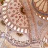 Blue Mosque Domes, Interior