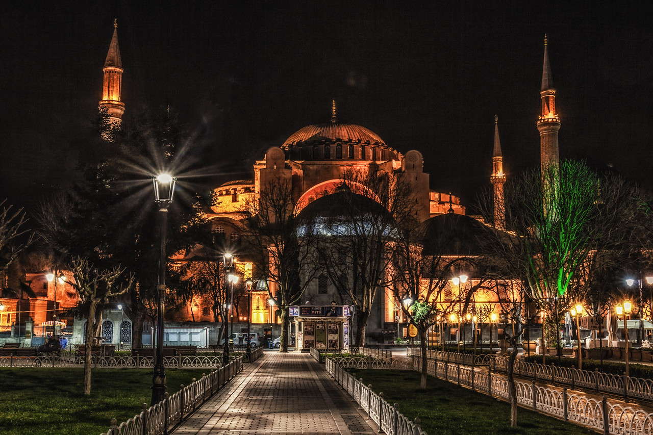Hagia Sophia things to do in istanbul