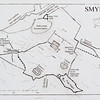 Plan of ancient Smyrna laid out over the current city grid.