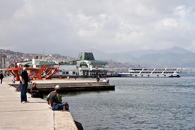 20 April 2010 - Konak Konak Vapur İskelesi (Konak Ferry Landing)