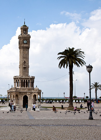 Around İzmir