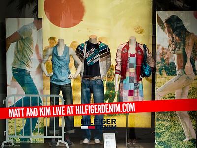 April 2010 - Around Alsancak Modern boutiques abound in the city.