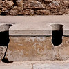 18 April 2010 - Day Trip to Efes<br /> Latriana (public toilets) - It's said that the rich residents would send their slaves to warm the marble seats for them.