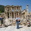 18 April 2010 - Day Trip to Efes<br /> Celsus Library - built in 117 AD to honor Celsus Polemaenus, who served as the Governor over the Asian provinces of the Roman Empire.