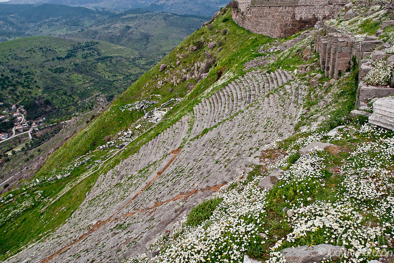 Steepest Ancient Theater in Greek World