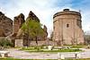Red Hall (Kizil avlu) is a Roman sanctuary located in Bergama, Turkey