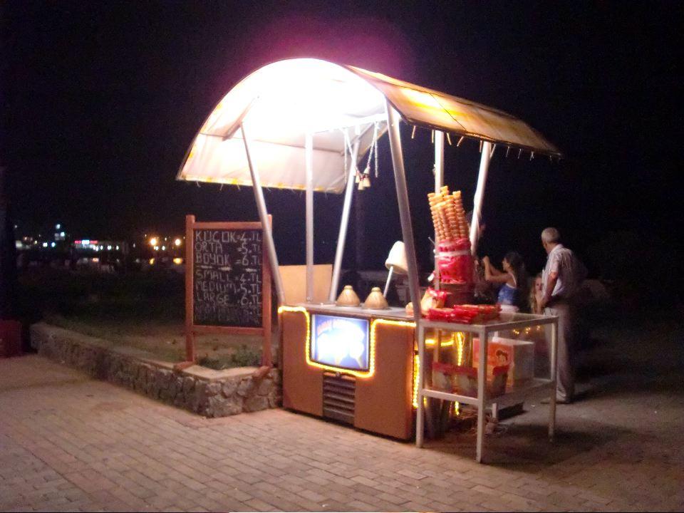 ice cream north cyprus