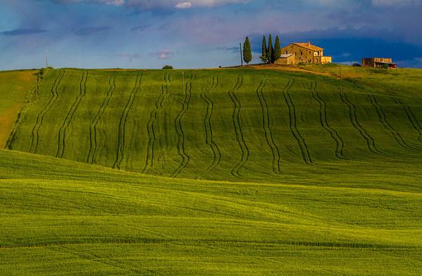 Tuscany, Italy May 2014