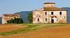 Farmhouse ruins outside Cortona