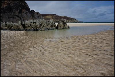 Traigh Ghearada beach