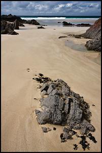Traigh Mangurstadh beach