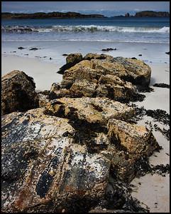Camas Bostadh beach