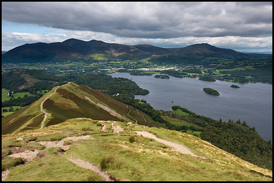 View of Derwent Water