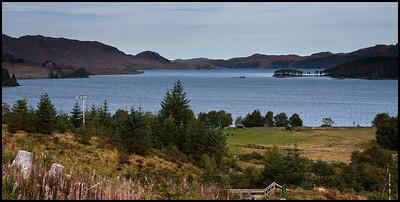 View of Loch Maree