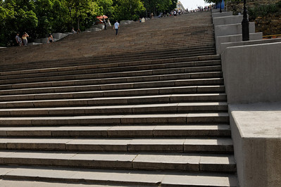 Odessa - Potemkin Stairs