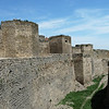 """Akkerman Fortress - This fortress, """"white fortress"""" at the western shore of the Dnister River was built by Moldovian Princes in the 13th century.  and had originally 35 towers, each with its own name.."""
