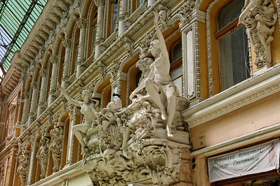 Odessa - 19th century Shopping Arcade