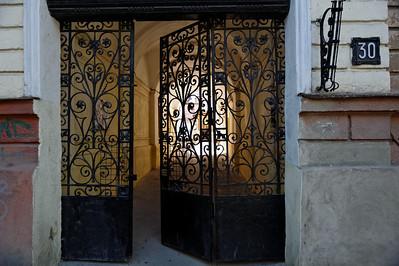 Odessa - Moldovanka (Jewish Quarter)