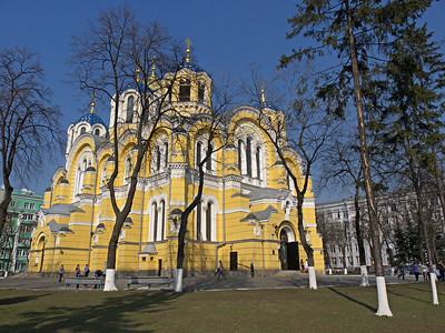 Lviv and Kyiv, Ukraine, April 2013