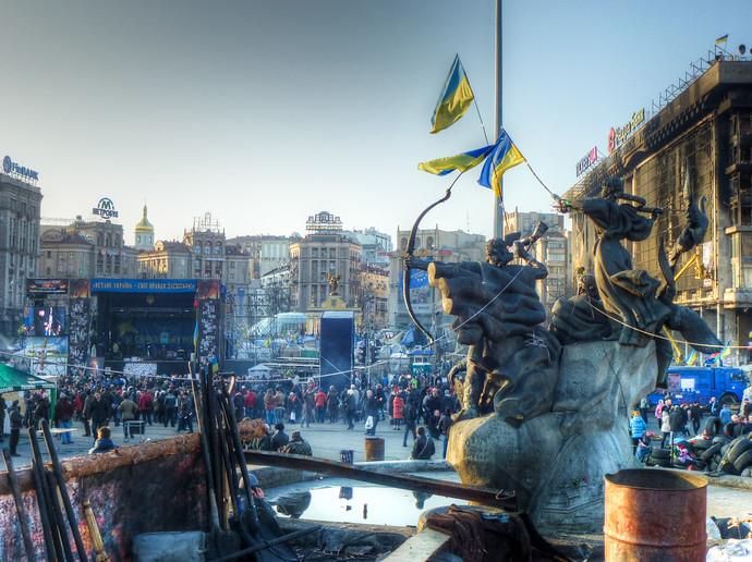 kiev maidan revolution