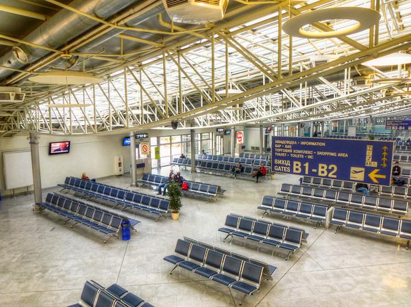 kiev boryspil airport terminal
