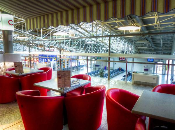 ukraine boryspil airport cafe
