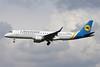UR-EMC Embraer Emb-190-100STD c/n 19000589 Brussels/EBBR/BRU 25-03-14