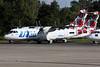 "UR-UTE Aerospastiale ATR-42-312 ""UT Air Ukraine"" c/n 057 Moenchengladbach/EDLN/MGL 22-06-14"