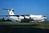 "UR-76697 Ilyushin IL-76MD ""Ukrainian Air Force"" c/n 0063470118 Fairford/EGVA/FFD 25-07-99 (35mm slide)"