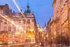 Rynok Square, Lviv, Ukraine.