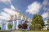 St. Michael's Monastery, Kiev, Ukraine.