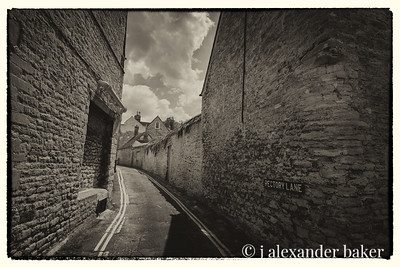 Rectory Lane - Woodstock UK