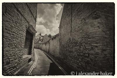 Rectory Lane - Woodstock UK