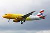 "G-EUPC Airbus A319-131 c/n 1118 Heathrow/EGLL/LHR 05-07-12 ""Firefly"""