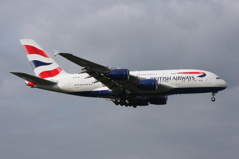 G-XLEF Airbus A380-841 c/n 151 Heathrow/EGLL/LHR 13-0914