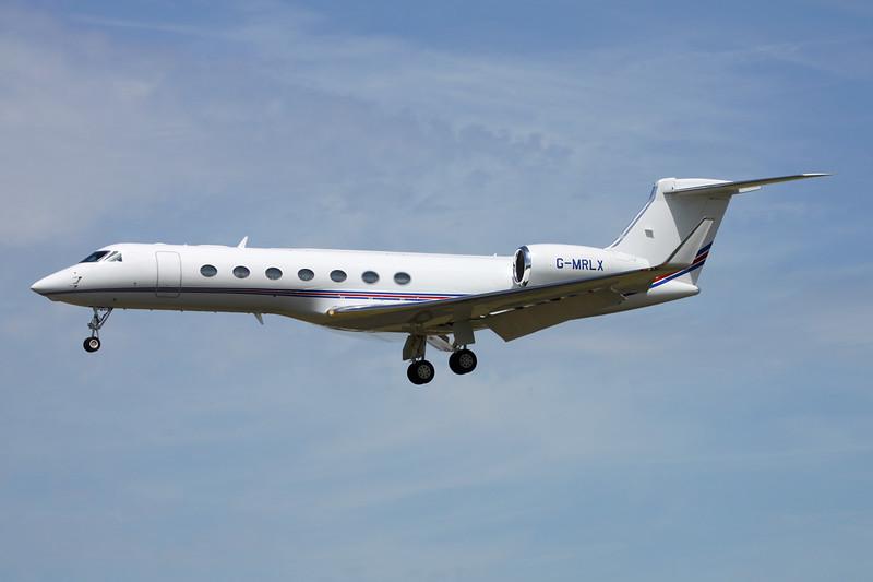 G-MRLX Gulfstream G550 c/n 5396 Paris-Le Bourget/LFPB/LBG 10-07-16