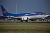 G-OBMJ Boeing 737-33A c/n 24461 Amsterdam/EHAM/AMS 18-08-96 (35mm slide)