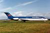 "G-PKBD Douglas DC-9-32 ""British Midland Airways"" c/n 47666 Glasgow/EGPF/GLA ??-??-94 (10x15cm print)"