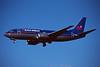 G-OBMJ Boeing 737-33A c/n 24461 Glasgow/EGPF/GLA 28-03-97 (35mm slide)