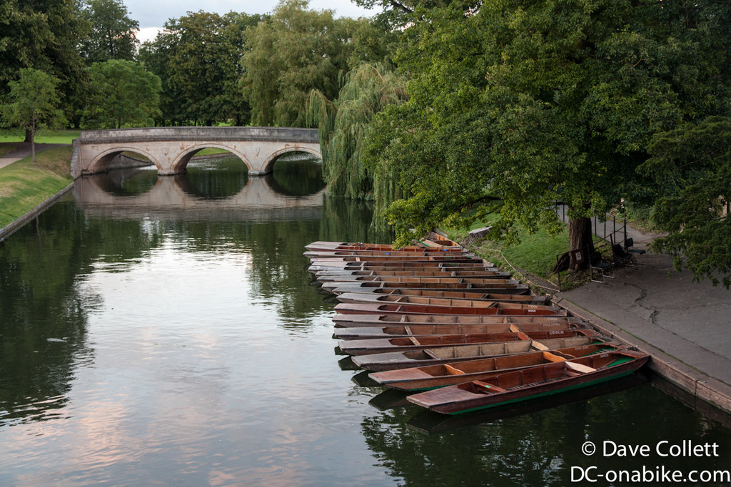 Punts of the Cam