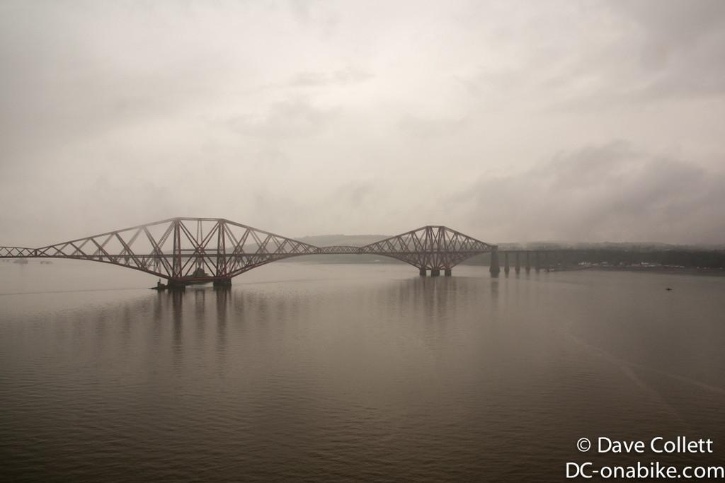 Bridge in the mist