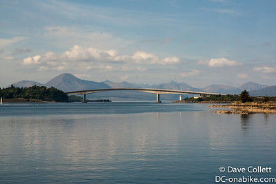 Kyle of Lochalsh Bridge