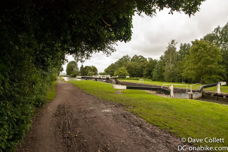 Top of Caen Hill Locks