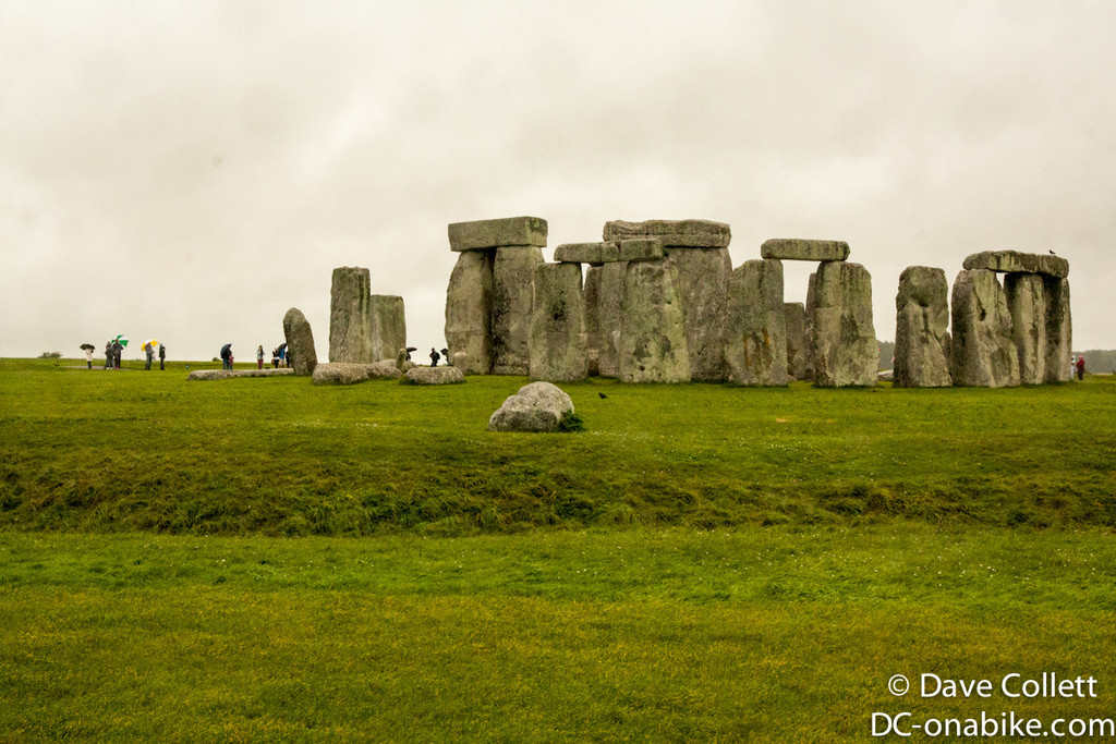 Stonehenge from near the road