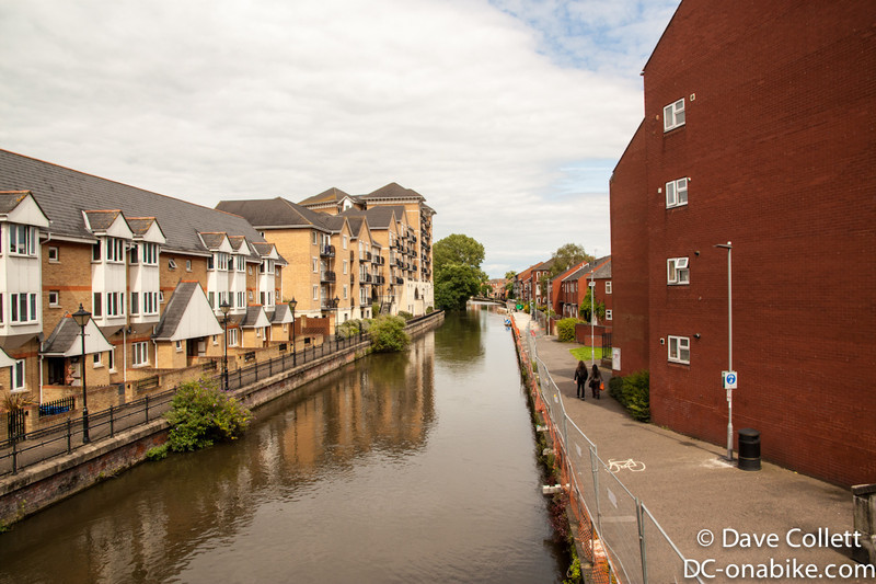 Canal in Reading