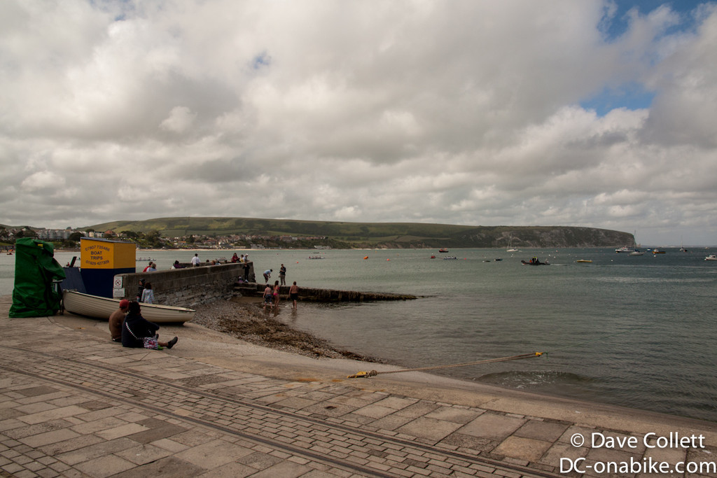 Swanage waterfront