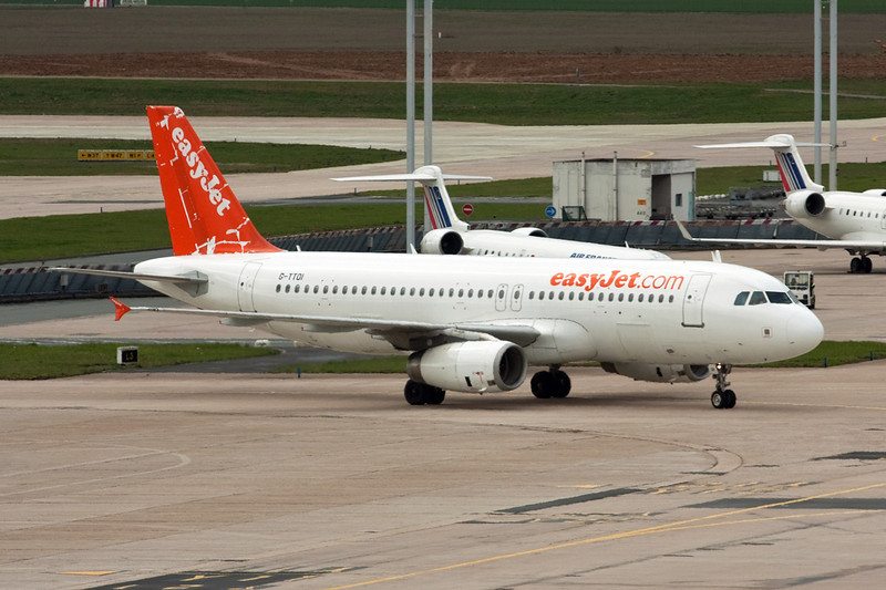 G-TTOI Airbus A320-232 c/n 2137 Paris-Orly/LFPO/ORY 27-03-10