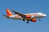 """G-EZBM Airbus A319-111 c/n 3059 Stansted/EGSS/STN 18-07-10 """"Edinburgh"""""""